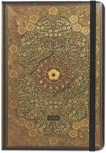 2018 Jeweled Filigree Diary by Peter Pauper